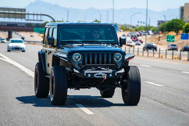 Cost to Lift a Jeep