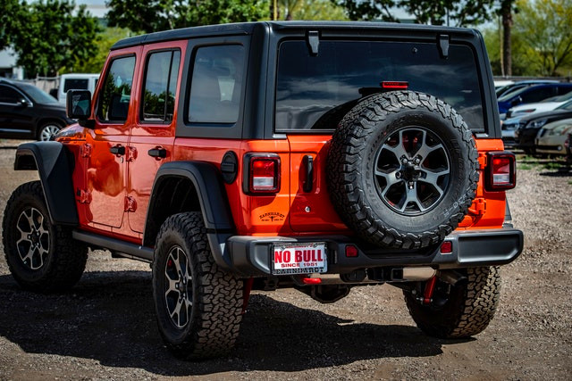 How Much Does a Jeep Wrangler Weigh