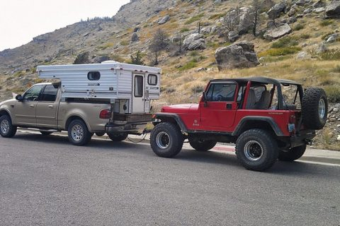 What Jeep Models Can Be Flat Towed?