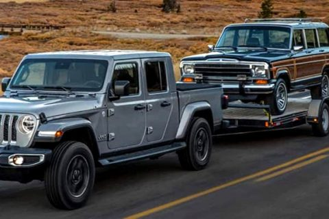 What is the 2021 Jeep Wrangler Towing Capacity ?
