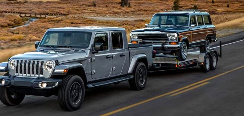 jeep wrangler towing capacity