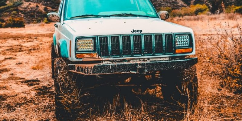 What Does Jeep Stand For